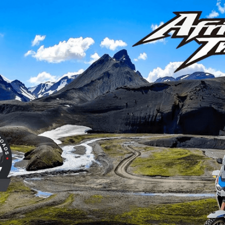 Adventure Roads 2021 / Honda Africa Twin : en route pour l'Islande !