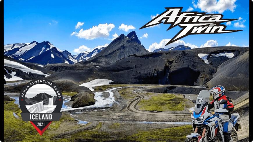 Adventure Roads 2021 / Honda Africa Twin : en route pour l'Islande !