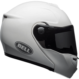 Casque Bell SRT Modulable - Solid Gloss Blanc