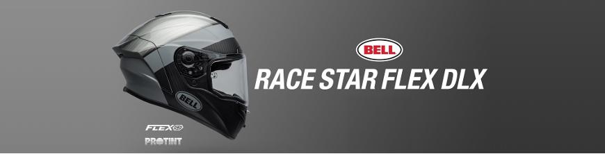 casque bell race star