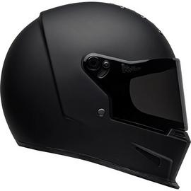 casque bell eliminator solid matt black - noir