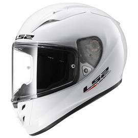 Casque LS2 Arrow R Evo Blanc – FF323