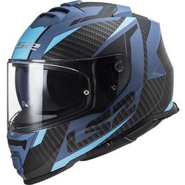 Casque LS2 FF800 Storm Bleu / Noir