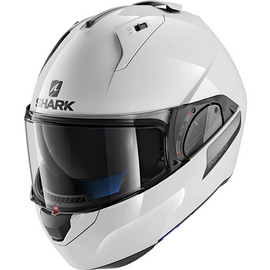 casque shark evo one 2 blank blanc