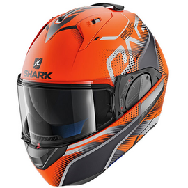 casque shark evo one 2 keenser orange