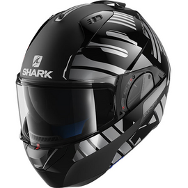 casque shark evo one 2 lithion dual noir anthracite