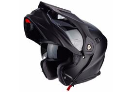 casque de moto modulable