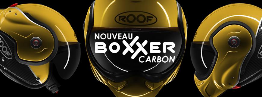 casque roof boxxer et roof boxxer carbon