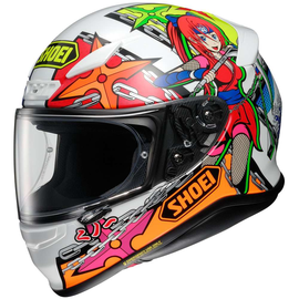 Casque Shoei NXR Stimuli TC-10