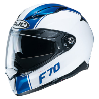 gamme de casques hjc f70
