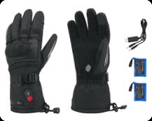 gants moto chauffants contre le froid
