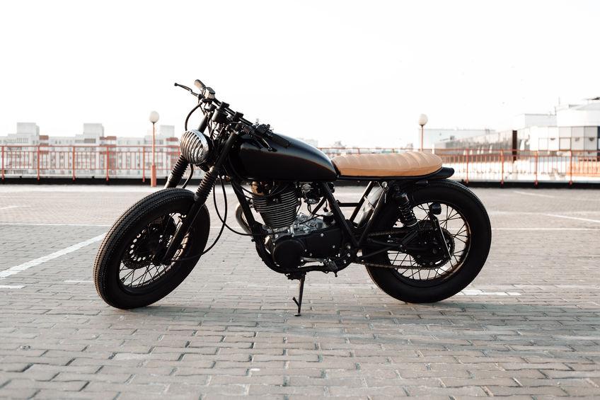 la moto un moyen de transport trés apprecié