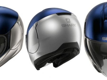 Shark réinvente les casques jet avec le nouveau Citycruiser