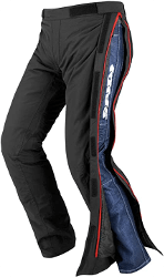 pantalon moto imperméable pour lutter contre la pluie et la froid