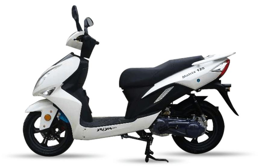 scooter bon marché riya matrix 125