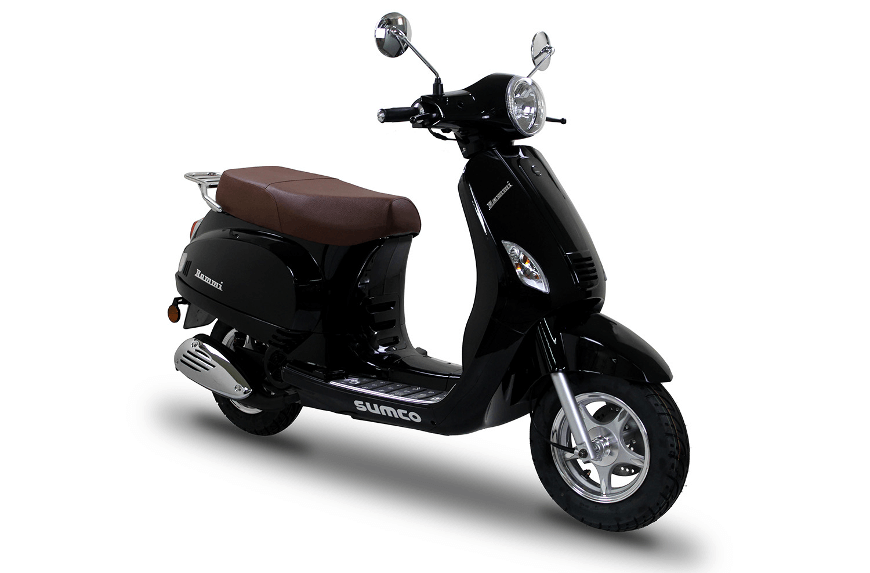 scooter pas cher sumco rommi 125