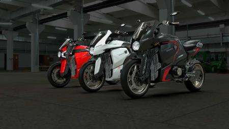 Soriano Motori lancent trois nouveaux modèles de motos électriques