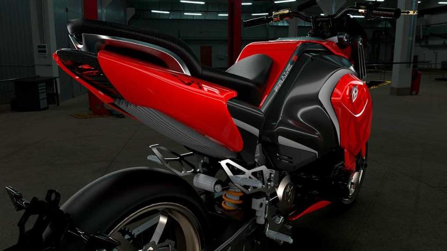 soriano nouvelle moto electrique