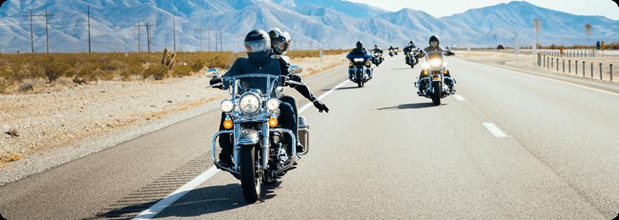 Comment préparer sa sortie moto en groupe et en toute sécurité?