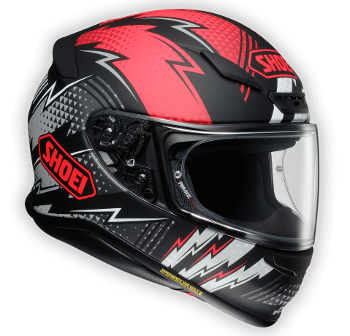 test du casque shoei nxr