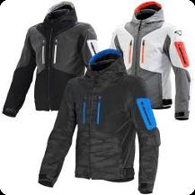 veste moto hiver thermique
